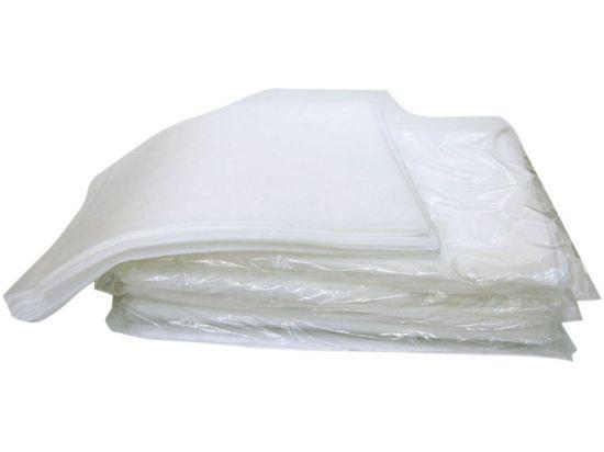 Drap usage unique 60 gr de protection et transfert - Carton de 50 - 145x200 cm