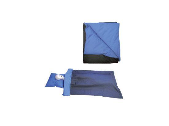 Couverture bactériostatique 90° soudée bleu roi