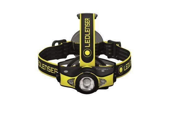 Lampe frontale Led rechargeable iH11R -  LEDLENSER