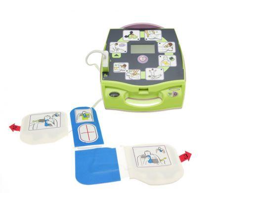Défibrillateur automatique ZOLL AED PLUS