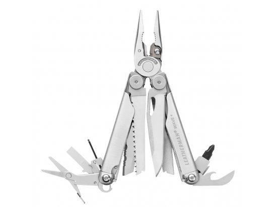 Pince multifonctions 18 outils Wave + Leatherman