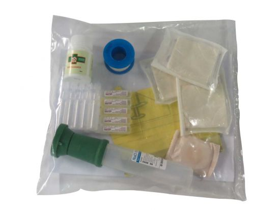 Kit AES ARV - Protection Accident Exposition au Sang et aux Virus