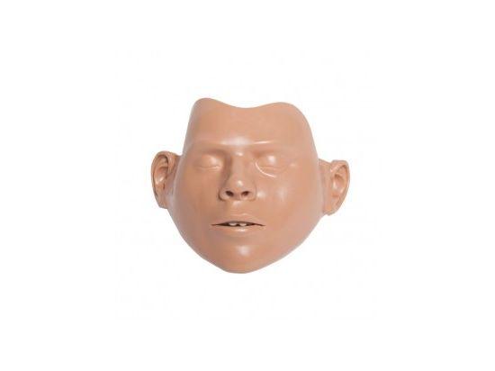 Masque de visage pour mannequin Ambu Man - Par 5