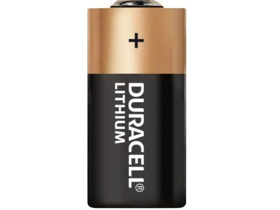 Pile Lithium CR123 DURACELL pour défibrillateur AED Plus