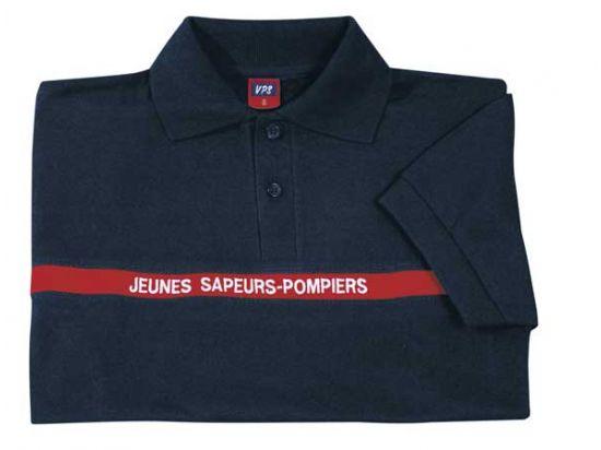 Polo JSP bleu marine
