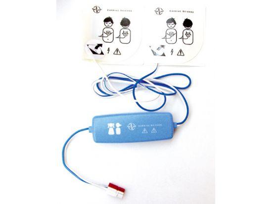 Electrodes enfant pour défibrillateur Powerheart G3