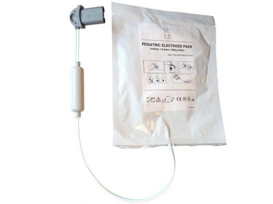 Électrode défibrillateur enfant SAVER ONE