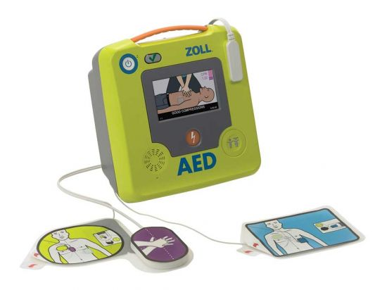 Défibrillateur semi automatique AED 3 ZOLL