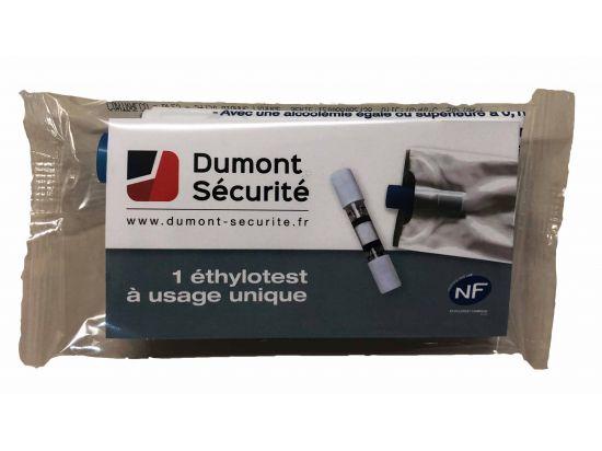 Ethylotest usage unique DMT - à l'unité