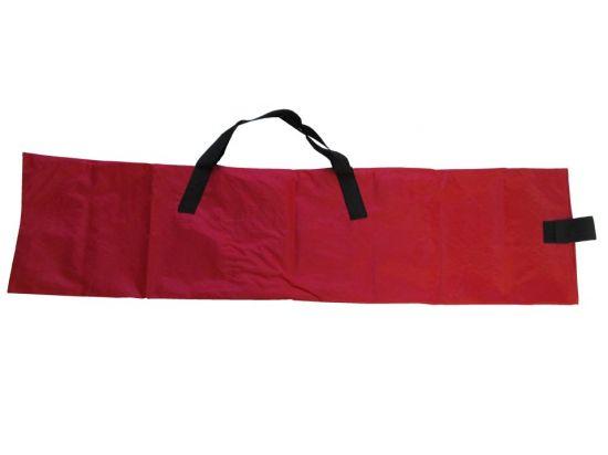 Sac de transport rouge pour brancard pliable 10-3