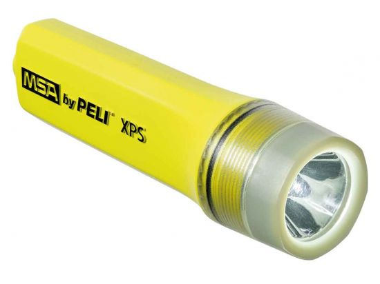 Lampe MSA XPS LED ATEX pour casque F1 et F2