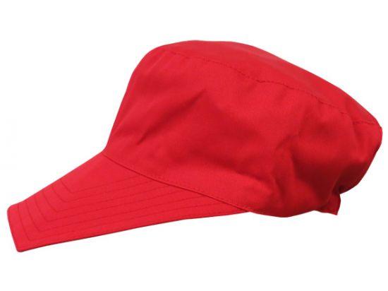 Casquette JSP rouge