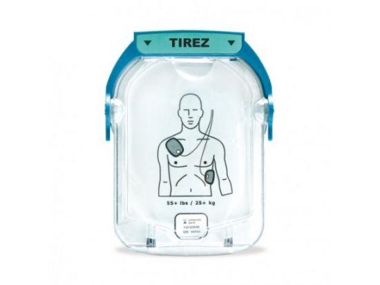Electrode défibrillateur adulte HS1 Philips