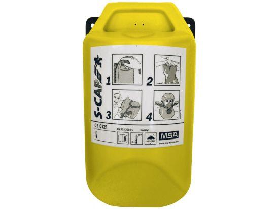 Cagoule filtrante d'évacuation S-Cap MSA