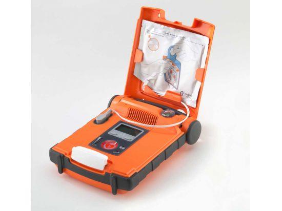 Défibrillateur semi-automatique Powerheart G5 à capteurs RCP Cardiac Science