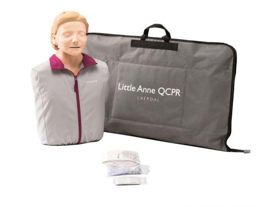 Mannequin secourisme LAERDAL Little Anne QCPR