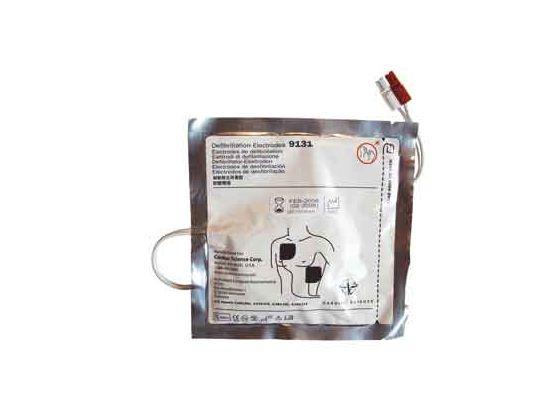 Electrodes adulte pour défibrillateur Powerheart G3
