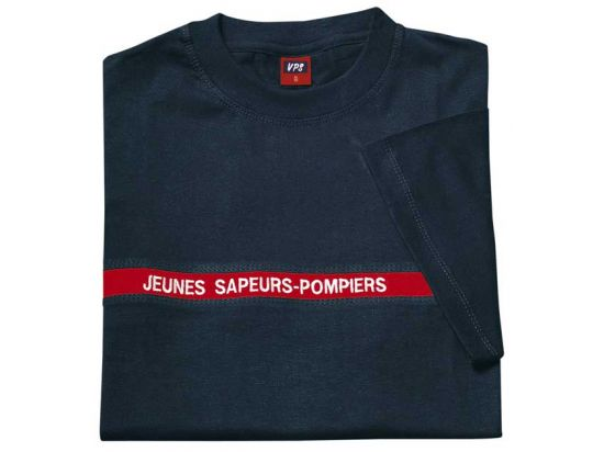 Tee-shirt JSP bleu marine