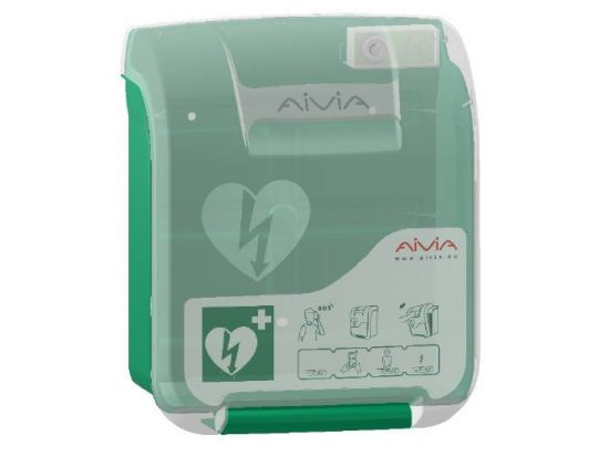 Armoire  défibrillateur AIVIA IN avec alarme