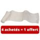 Pansement compressif stérile blanc - Lot de 5