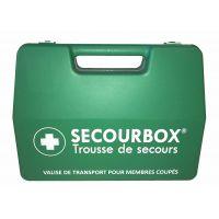 Kit membre sectionné - Trousse de secours vide