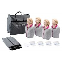 Mannequin secourisme Little Anne QCPR - Lot de 4
