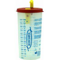 Bocal réutilisable pour aspirateur de mucosités Boscarol