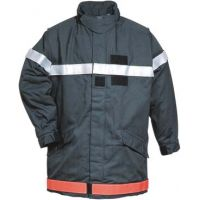 Veste pompier d'intervention textile