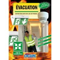 Livret Évacuation - Secours en entreprise