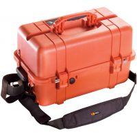 Valise médicale 1460 EMS orange PELI