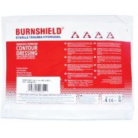 Mini couverture hydrogel BURNSHIELD 1x1m - Soin Brulure dos ou torse