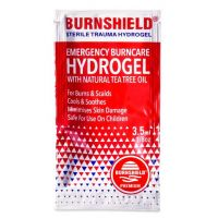 Sachet gel brulure BURNSHIELD