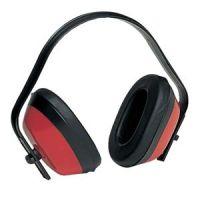 Casque anti-bruit MAX 200 rouge et noir
