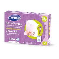 Kit de voyage CARE BAG - Sac vomitoire et Urinal