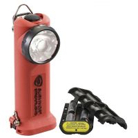 Lampe coudée Led SURVIVOR low profile ATEX à piles