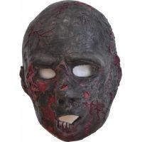 Fausse plaie au visage par brûlure thermique
