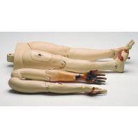 Module de traumatologie - Membres articulés pour Resusci Anne