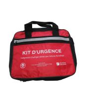 Sac interventions Burnshield pour kit brulure