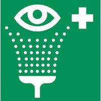 Station rince oeil - Panneau de signalisation