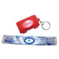 Masque de bouche à bouche avec porte-clés rigide