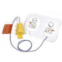 Électrodes pédiatriques pour défibrillateur de formation AED TRAINER 2