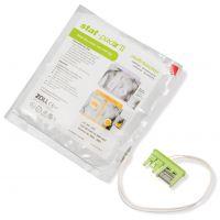 Electrodes pour défibrillateur de formation ZOLL