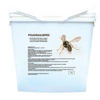 POUDRAGUEPES - Insecticide guêpe et frelon en poudre