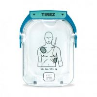 Electrodes adulte pour défibrillateur HS1