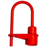 Cadenas pompier pour clé triangle 14 mm
