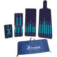 Kit de 4 attelles Aluform avec sac de transport
