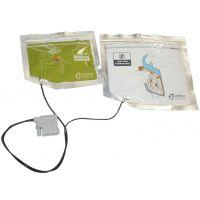 Adaptateur électrode avec capteur RCP pour défibrillateur de formation G5