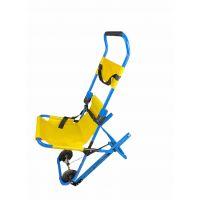 Chaise portoir d'évacuation à chenilles