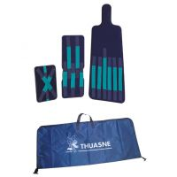Kit 3 attelles Aluform et sac de transport