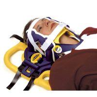 Sangles et coussinets pour immobilisateur de tête Speedblocks®